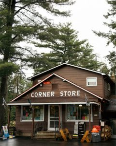 corner store sayner