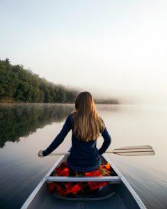 white birch village canoe sayner star lake