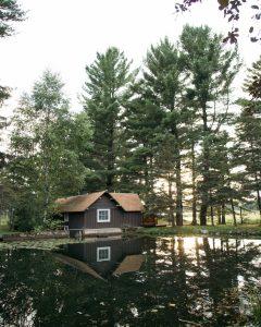 white birch village sayner star lake