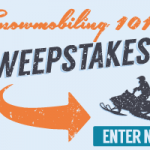 Snowmobiling 101 Sweepstakes – Enter now