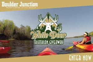 White Deer Triathlon Sweepstakes – Enter