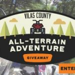 Enter the Vilas County All-Terrain Adventure Giveaway to win!