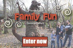 Marshfield Family Fun Sweepstakes