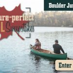 Boulder Junction Picture-Perfect Fall Sweepstakes