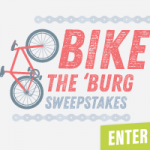 Bike the 'Burg Sweepstakes