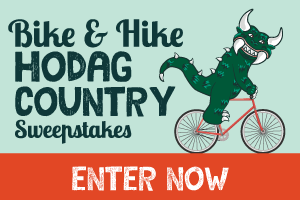 Enter Now – Bike & Hike Hodag Country Sweepstakes