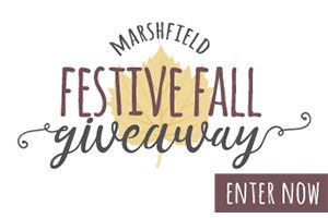 Win a fall getaway to Marshfield