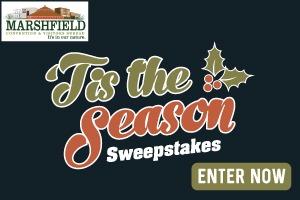 Marshfield Wisconsin 'Tis The Season