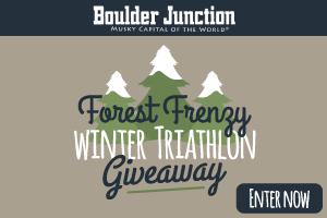 Forest Frenzy Winter Triathlon Giveaway – Enter
