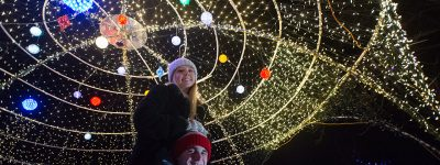 Wisconsin's best holiday light displays