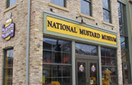 Visit the National Mustard Museum